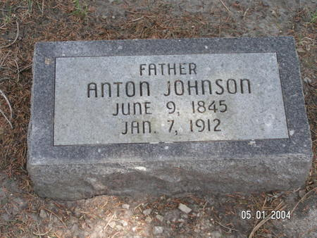 JOHNSON, ANTON J. - Mitchell County, Iowa | ANTON J. JOHNSON