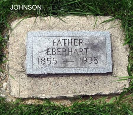 JOHNSON, EBERHART - Mitchell County, Iowa   EBERHART JOHNSON