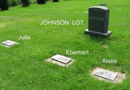 JOHNSON, EBERHART (LOT) - Mitchell County, Iowa | EBERHART (LOT) JOHNSON