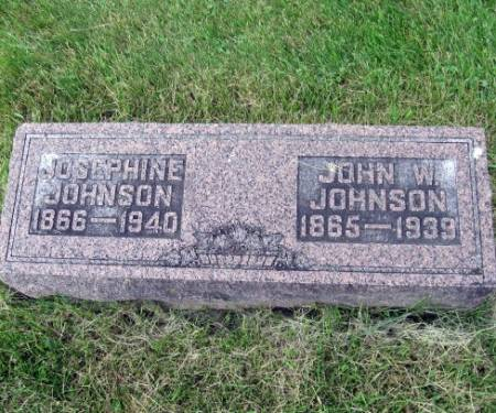 JOHNSON, JOSEPHINE - Mitchell County, Iowa | JOSEPHINE JOHNSON