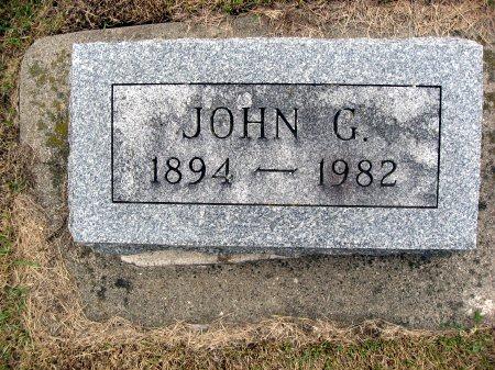 JOHNSON, JOHN G. - Mitchell County, Iowa | JOHN G. JOHNSON