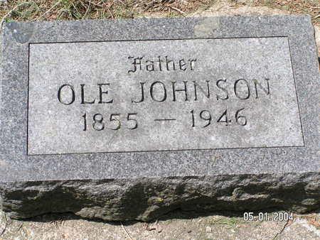 JOHNSON, OLE - Mitchell County, Iowa | OLE JOHNSON