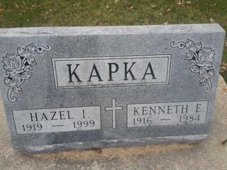 KAPKA, KENNETH E. - Mitchell County, Iowa | KENNETH E. KAPKA