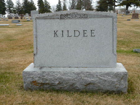 KILDEE, (LOT MARKER) - Mitchell County, Iowa | (LOT MARKER) KILDEE