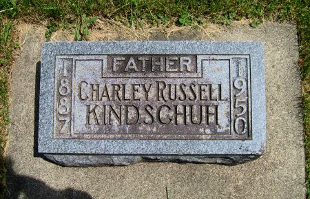 KINDSCHUH, CHARLEY RUSSELL - Mitchell County, Iowa | CHARLEY RUSSELL KINDSCHUH