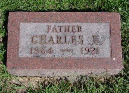 KITTLESON, CHARLES EDWARD 1864-1921 - Mitchell County, Iowa | CHARLES EDWARD 1864-1921 KITTLESON