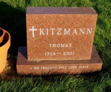 KITZMANN, THOMAS - Mitchell County, Iowa | THOMAS KITZMANN