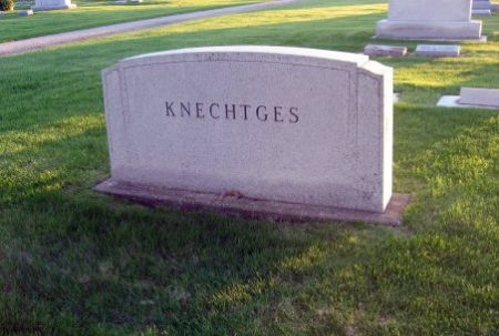KNECHTGES, LILLIAN (FAMILYSTONE) - Mitchell County, Iowa   LILLIAN (FAMILYSTONE) KNECHTGES