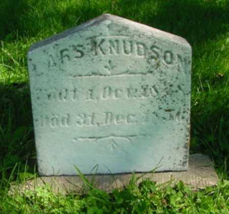 KNUDSON, LARS - Mitchell County, Iowa | LARS KNUDSON