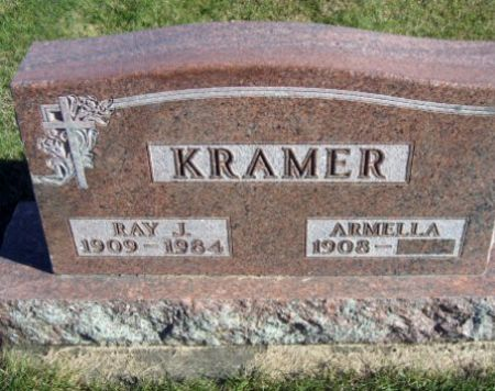 KRAMER, RAY J. - Mitchell County, Iowa | RAY J. KRAMER