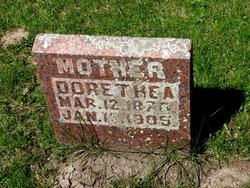 HELLER KRUGER, DORETHEA SOPHIA - Mitchell County, Iowa | DORETHEA SOPHIA HELLER KRUGER