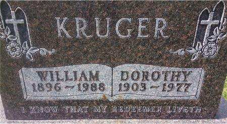 KRUGER, DOROTHY - Mitchell County, Iowa | DOROTHY KRUGER