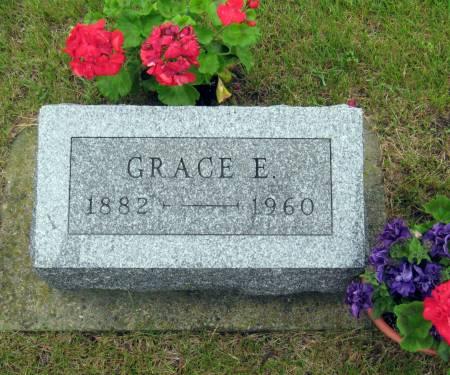 LACK, GRACE ELSIE - Mitchell County, Iowa | GRACE ELSIE LACK