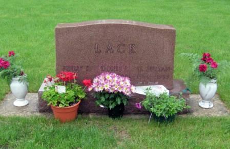 LACK, H. JULIAN - Mitchell County, Iowa | H. JULIAN LACK