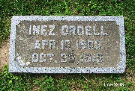 LARSON, INEZ - Mitchell County, Iowa | INEZ LARSON