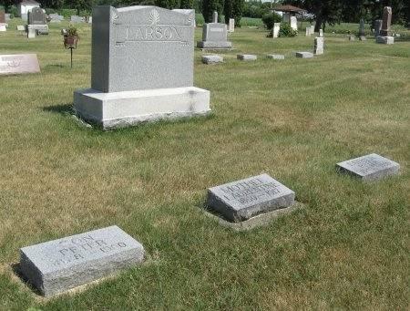 LARSON, PETER (FAMILY LOT) - Mitchell County, Iowa | PETER (FAMILY LOT) LARSON