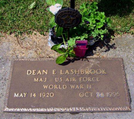 LASHBROOK, DEAN E. - Mitchell County, Iowa | DEAN E. LASHBROOK