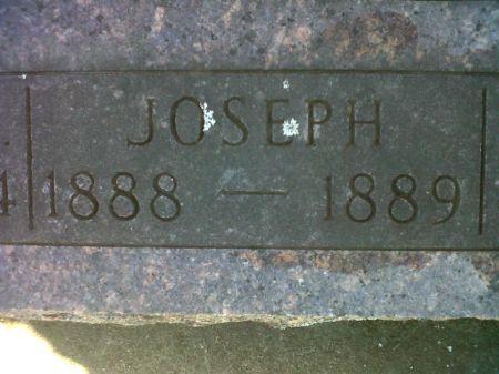 LENTZ, JOSEPH (CLOSEUP) - Mitchell County, Iowa | JOSEPH (CLOSEUP) LENTZ