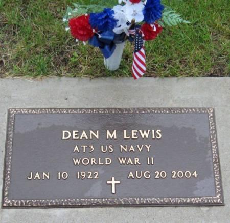 LEWIS, DEAN M. - Mitchell County, Iowa | DEAN M. LEWIS