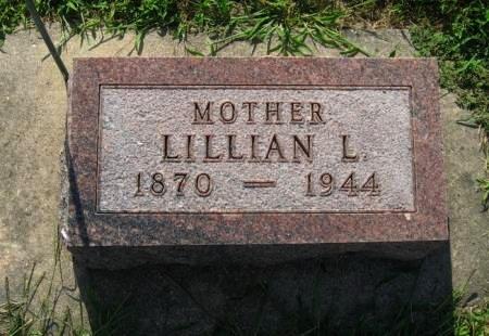 LEWIS, LILLIAN L. - Mitchell County, Iowa | LILLIAN L. LEWIS