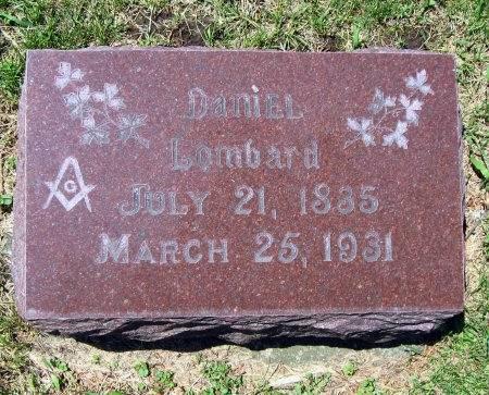 LOMBARD, DANIEL - Mitchell County, Iowa | DANIEL LOMBARD