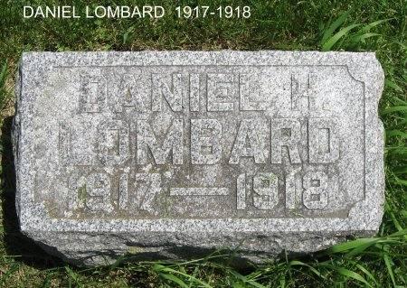 LOMBARD, DANIEL H. - Mitchell County, Iowa | DANIEL H. LOMBARD