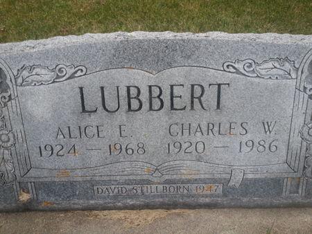 LUBBERT, CHARLES W. - Mitchell County, Iowa | CHARLES W. LUBBERT