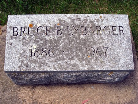 LYBARGER, BRUCE B. - Mitchell County, Iowa | BRUCE B. LYBARGER
