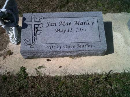 MARLEY, JAN - Mitchell County, Iowa | JAN MARLEY
