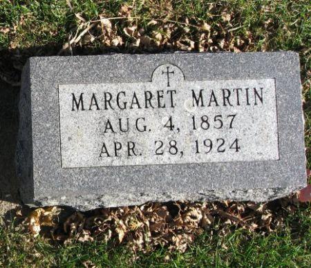 MARTIN, MARGARET - Mitchell County, Iowa   MARGARET MARTIN