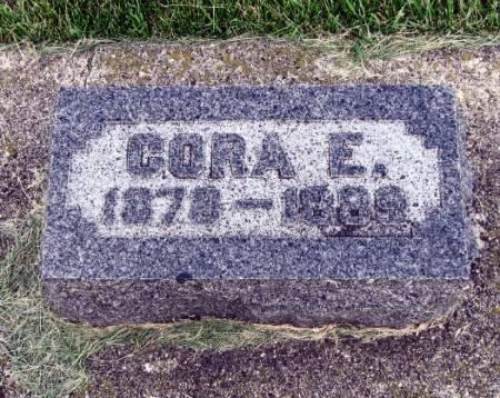 MCGILL, CORA E. - Mitchell County, Iowa | CORA E. MCGILL