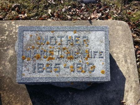 MEINZER, MARIE D. - Mitchell County, Iowa | MARIE D. MEINZER