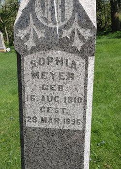 MEYER, SOPHIA - Mitchell County, Iowa | SOPHIA MEYER