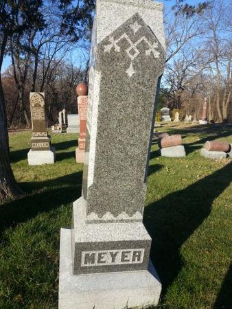 MEYER, SOPHIA - Mitchell County, Iowa   SOPHIA MEYER