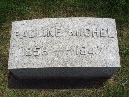 MICHEL, PAULINE - Mitchell County, Iowa | PAULINE MICHEL