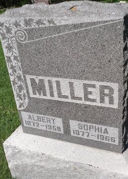 MILLER, SOPHIA - Mitchell County, Iowa   SOPHIA MILLER