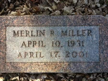 MILLER, MERLIN R. - Mitchell County, Iowa | MERLIN R. MILLER