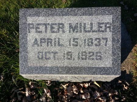 MILLER, PETER - Mitchell County, Iowa | PETER MILLER