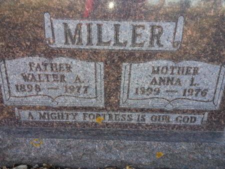 MILLER, WALTER A. - Mitchell County, Iowa | WALTER A. MILLER