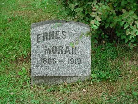 MORAN, ERNEST K. - Mitchell County, Iowa | ERNEST K. MORAN