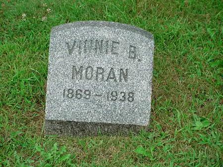 BUSH MORAN, VINNIE MAY - Mitchell County, Iowa | VINNIE MAY BUSH MORAN