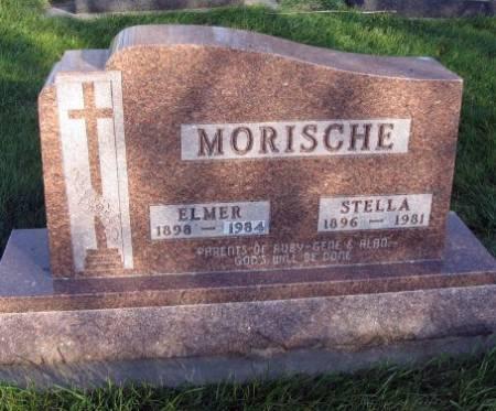 MORISCHE, STELLA - Mitchell County, Iowa   STELLA MORISCHE