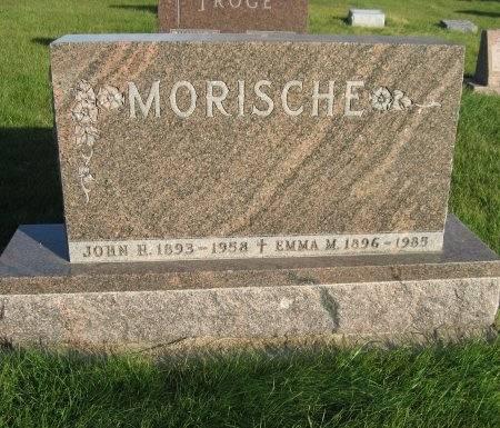 DIETERICHS MORISCHE, EMMA M. - Mitchell County, Iowa | EMMA M. DIETERICHS MORISCHE