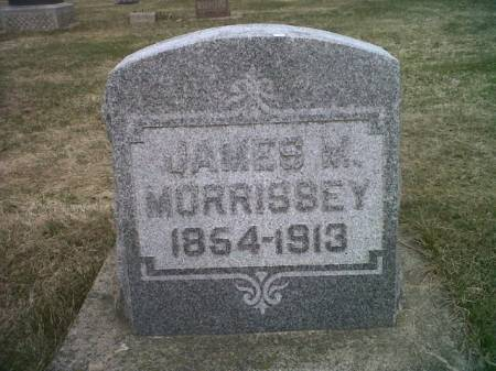 MORRISSEY, JAMES M. - Mitchell County, Iowa   JAMES M. MORRISSEY