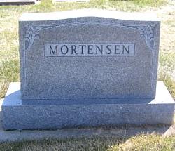 MORTENSEN, JENS PETER (FAMILYSTONE) - Mitchell County, Iowa | JENS PETER (FAMILYSTONE) MORTENSEN
