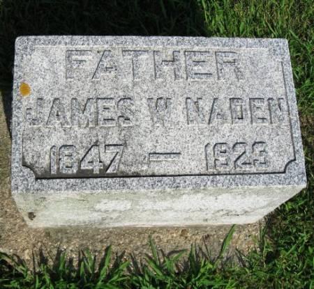NADEN, JAMES W. - Mitchell County, Iowa | JAMES W. NADEN