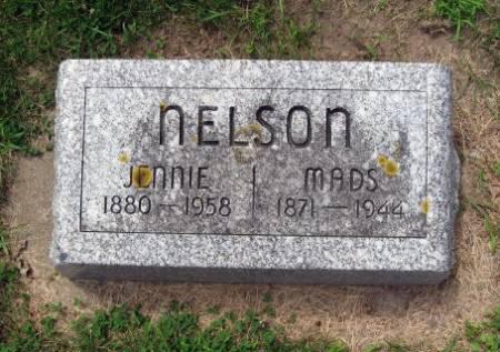NELSON, MADS - Mitchell County, Iowa | MADS NELSON