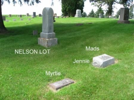NELSON, MADS (LOT) - Mitchell County, Iowa | MADS (LOT) NELSON