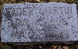 NESSE, MARTIN JOHNSON - Mitchell County, Iowa   MARTIN JOHNSON NESSE