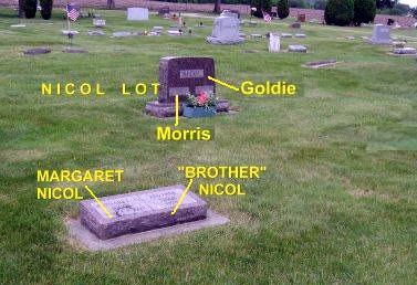 NICOL, GOLDIE M. (LOT) - Mitchell County, Iowa | GOLDIE M. (LOT) NICOL